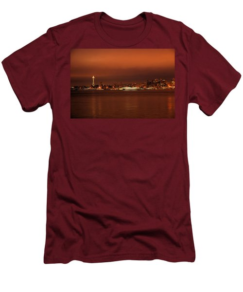 Daybreak Ferry Men's T-Shirt (Athletic Fit)