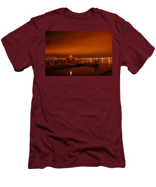 December Daybreak Men's T-Shirt (Athletic Fit)