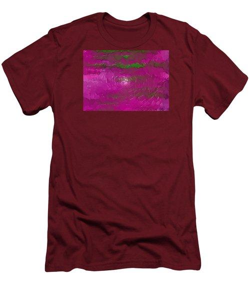 Men's T-Shirt (Slim Fit) featuring the digital art Erexon by Jeff Iverson