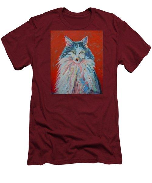 Lovely Star Men's T-Shirt (Slim Fit) by Francine Frank