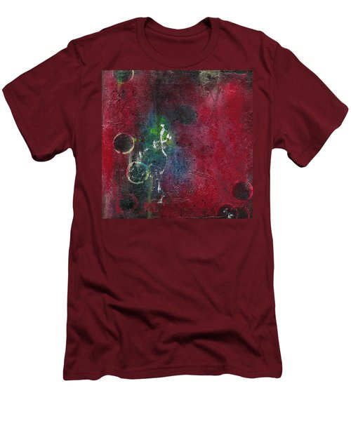 Passion 3 Men's T-Shirt (Slim Fit) by Nicole Nadeau