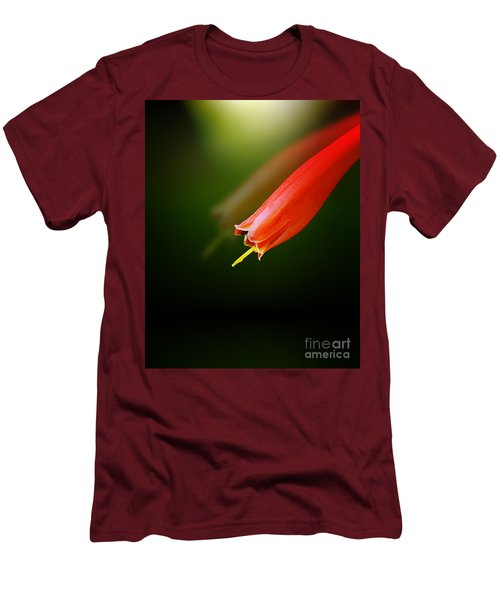 Reflection Men's T-Shirt (Slim Fit) by Judi Bagwell