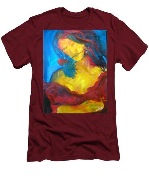 Sangria Dreams Men's T-Shirt (Slim Fit) by Keith Thue