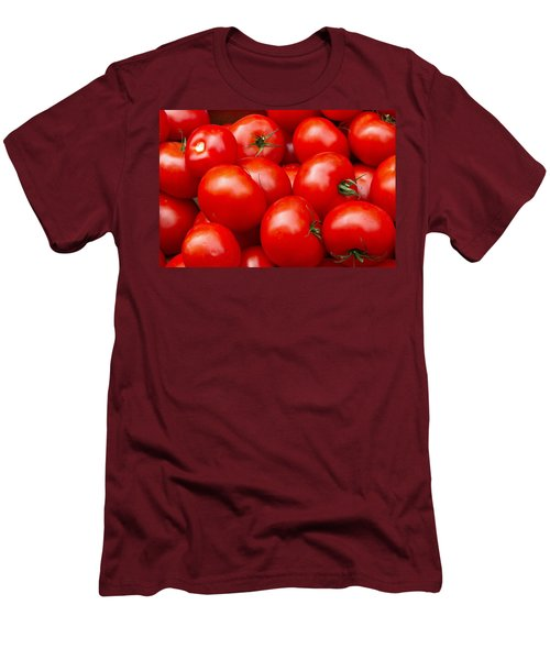Tomatos Men's T-Shirt (Athletic Fit)