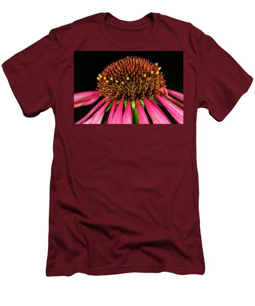 Cone Flower Men's T-Shirt (Athletic Fit)