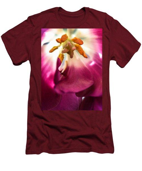 Forever Men's T-Shirt (Slim Fit) by Bobby Villapando