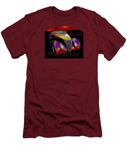 1937 Ford Custom Roadster Men's T-Shirt (Athletic Fit)