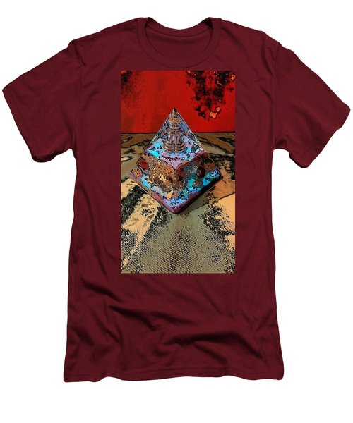Abstract Orgone Men's T-Shirt (Athletic Fit)