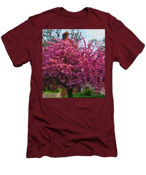 4-19-2057l Men's T-Shirt (Athletic Fit)