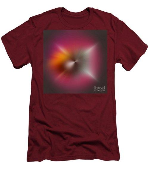 Abstract 1010-2016 Men's T-Shirt (Slim Fit) by John Krakora