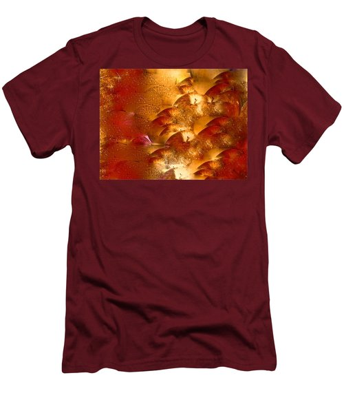Abstract 70 Men's T-Shirt (Athletic Fit)