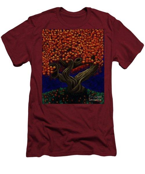 Aged Autumn Men's T-Shirt (Athletic Fit)