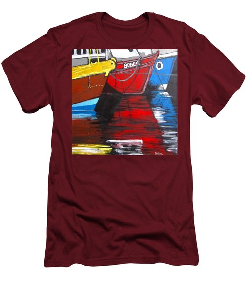 Always Wanted One Men's T-Shirt (Slim Fit) by Barbara O'Toole