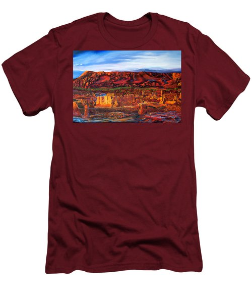 Ancient City Men's T-Shirt (Athletic Fit)