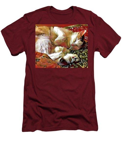 Aristokitty Men's T-Shirt (Athletic Fit)