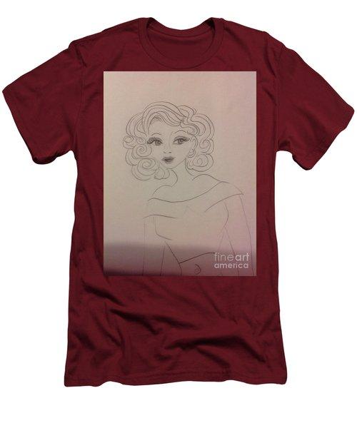 Ashley Barbour Men's T-Shirt (Slim Fit)