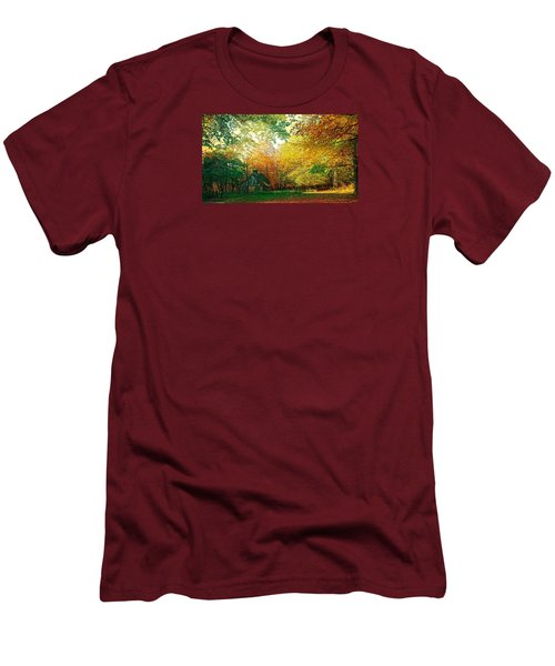 Ashridge Autumn Men's T-Shirt (Athletic Fit)