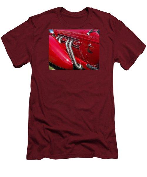 Auburn Speedster Men's T-Shirt (Athletic Fit)