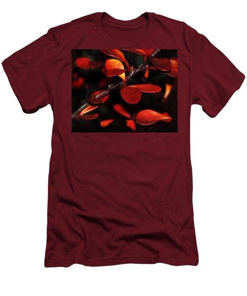 Autumn Details Men's T-Shirt (Athletic Fit)