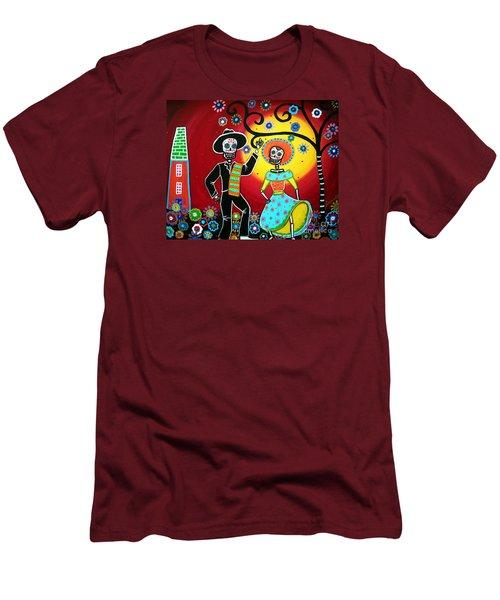 Bailar Men's T-Shirt (Athletic Fit)