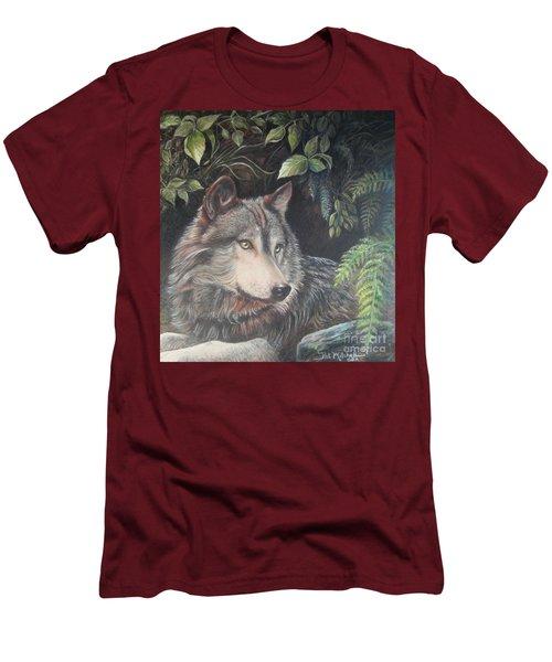 Beauty Boy Men's T-Shirt (Athletic Fit)