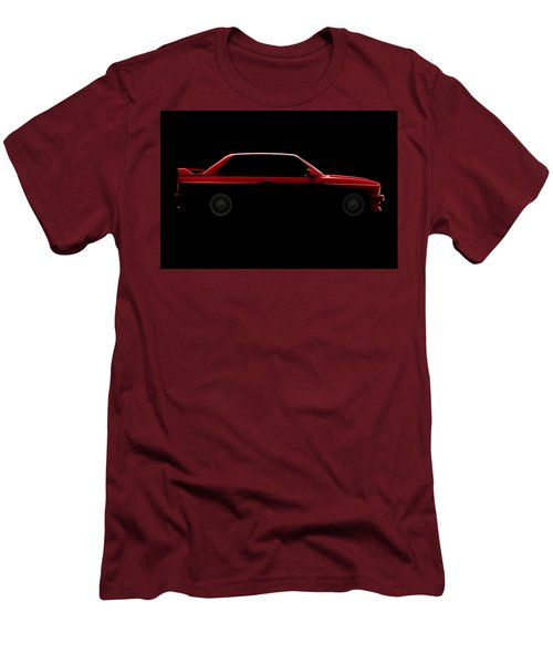 Bmw M3 E30 - Side View Men's T-Shirt (Athletic Fit)
