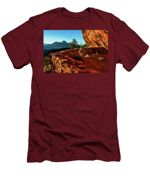 Boynton II 04-008 Men's T-Shirt (Athletic Fit)
