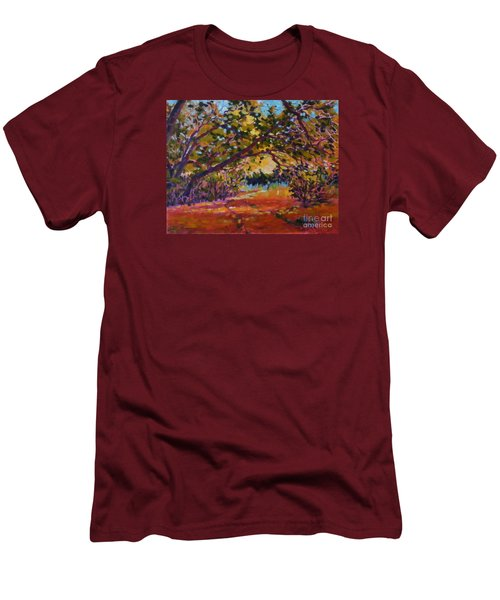 Canyon Light Men's T-Shirt (Athletic Fit)