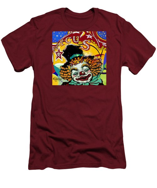 Circus Men's T-Shirt (Athletic Fit)