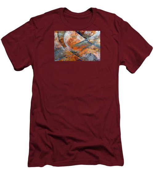 Composition Hieroglyphe Men's T-Shirt (Slim Fit)