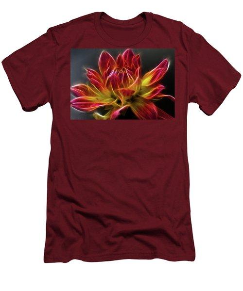 Dahlia Men's T-Shirt (Slim Fit)