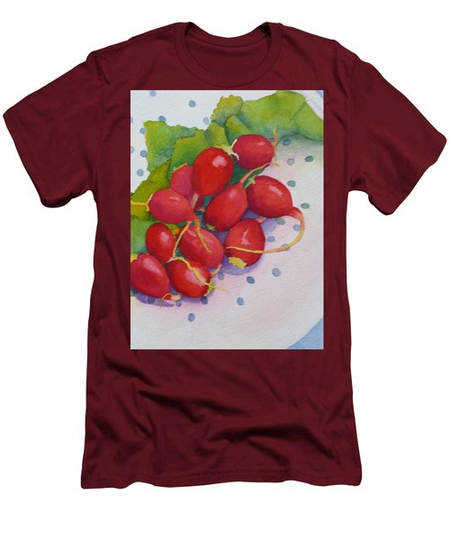 Dahling, You Look Radishing Men's T-Shirt (Athletic Fit)