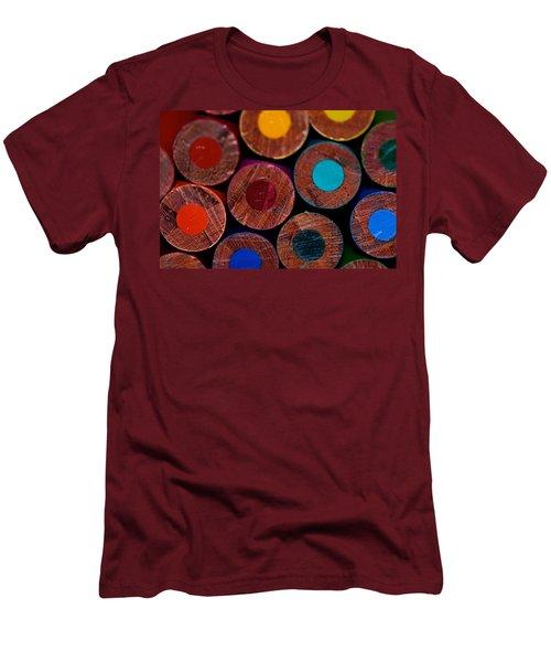 Dotty Men's T-Shirt (Athletic Fit)