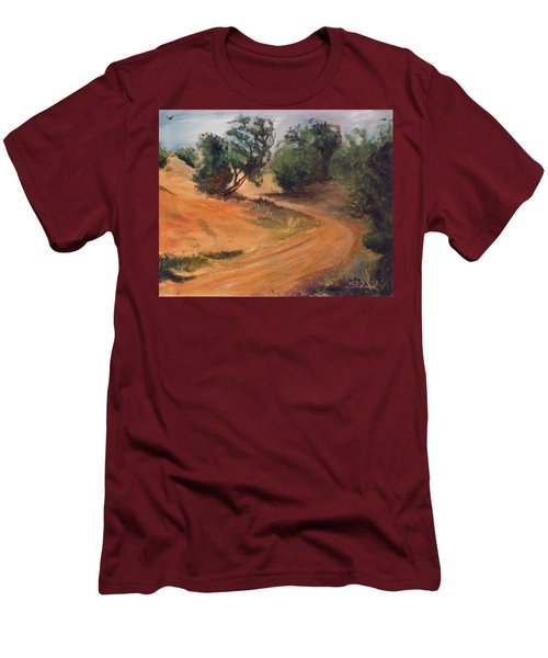 Dry Wash Road Men's T-Shirt (Athletic Fit)