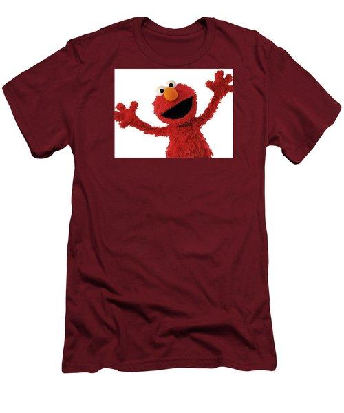 Elmo Men's T-Shirt (Athletic Fit)