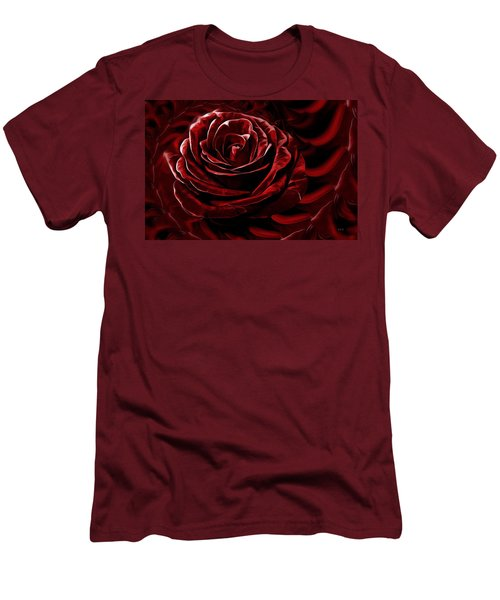 Endless Love Men's T-Shirt (Slim Fit) by Gabriella Weninger - David