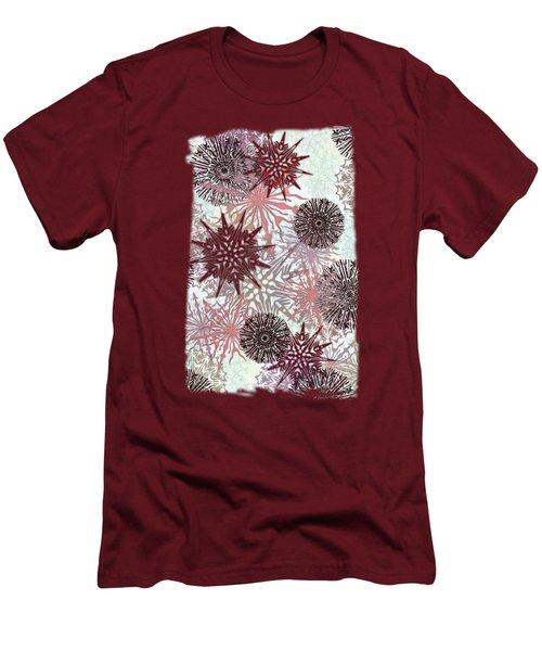 Flakes Love Men's T-Shirt (Slim Fit) by AugenWerk Susann Serfezi