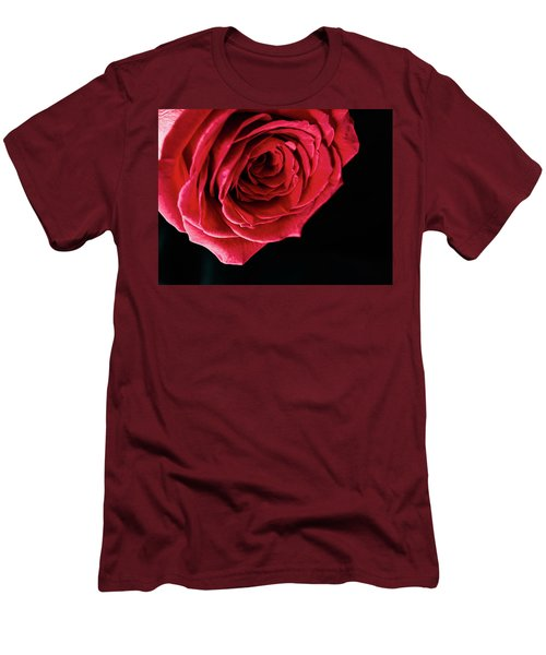 For My Valentine Men's T-Shirt (Athletic Fit)