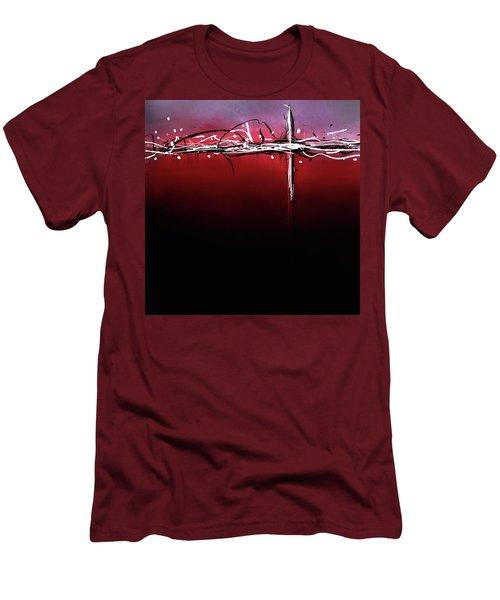 Futurism Men's T-Shirt (Athletic Fit)