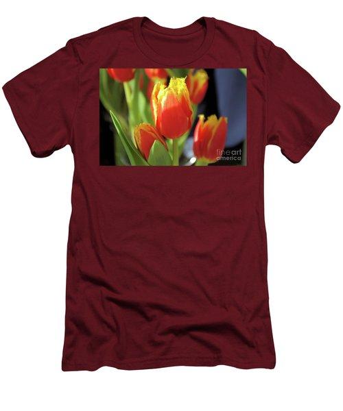 Great Light  Men's T-Shirt (Athletic Fit)