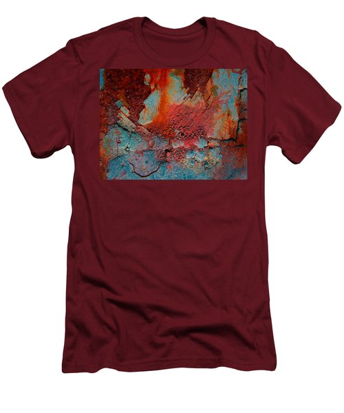 Gutters That Speak  Men's T-Shirt (Slim Fit) by Jerry Cordeiro