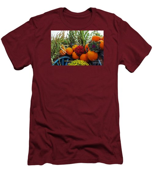 Harvest Bounty Men's T-Shirt (Athletic Fit)