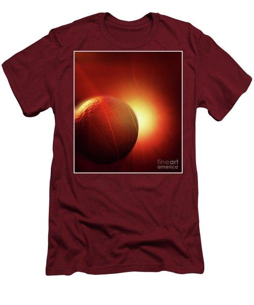 Here Comes The Sun Men's T-Shirt (Slim Fit) by John Krakora