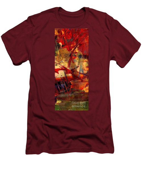 In Wisdom Valley Men's T-Shirt (Athletic Fit)