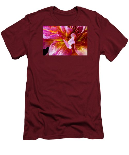 Intricate Beauty Men's T-Shirt (Athletic Fit)