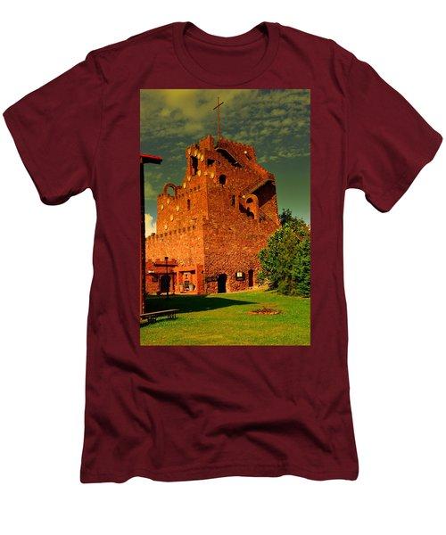 Kalkow-golgotha Of East Men's T-Shirt (Athletic Fit)