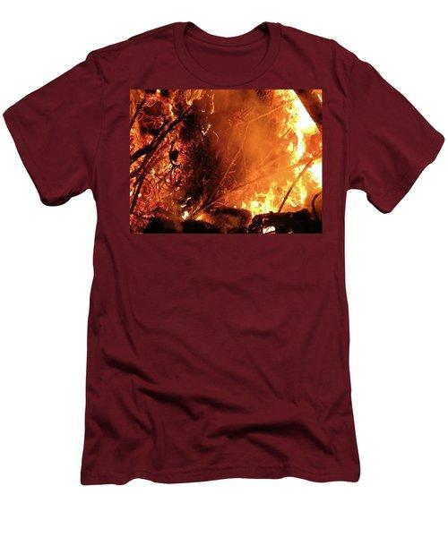 Layers Below Men's T-Shirt (Athletic Fit)