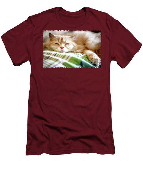 Lazy Day Men's T-Shirt (Athletic Fit)
