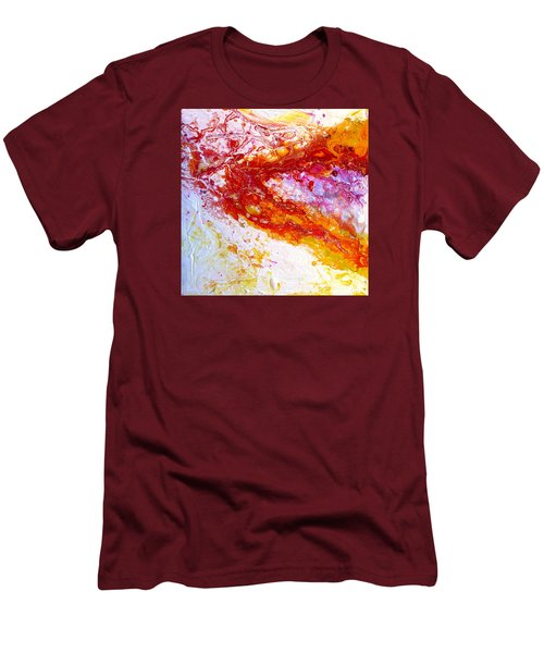 Live What You Love Men's T-Shirt (Slim Fit) by Tracy Bonin