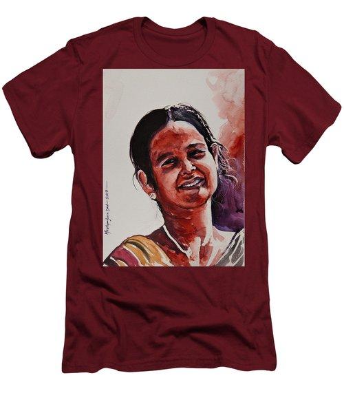 Maa Men's T-Shirt (Athletic Fit)